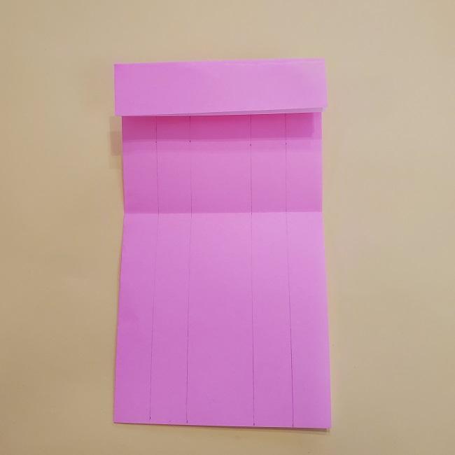 プリキュア【キュアグレース】折り紙の作り方 (12)