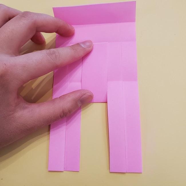 プリキュア【キュアグレース】折り紙の作り方 (14)
