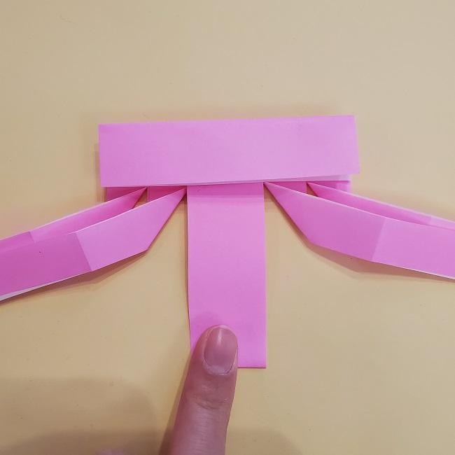 プリキュア【キュアグレース】折り紙の作り方 (15)
