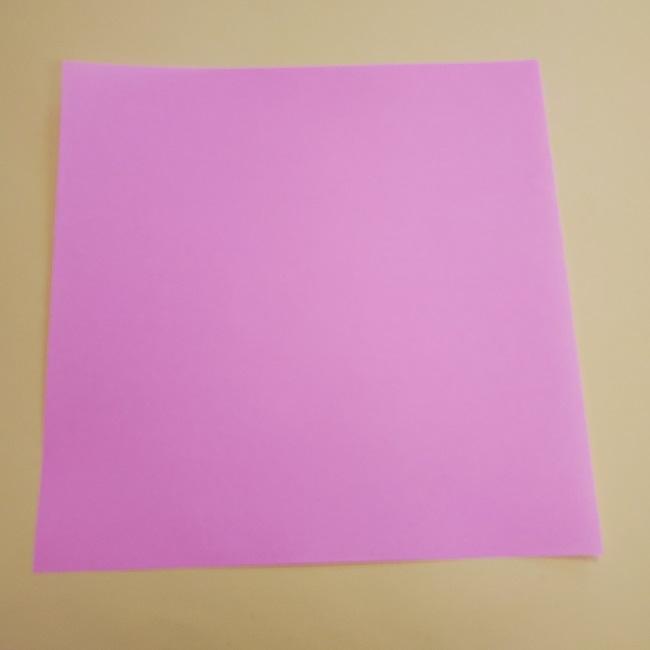 プリキュア【キュアグレース】折り紙の作り方 (21)