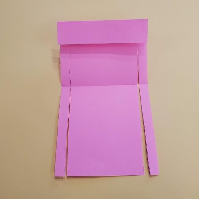 プリキュア【キュアグレース】折り紙の作り方 (22)