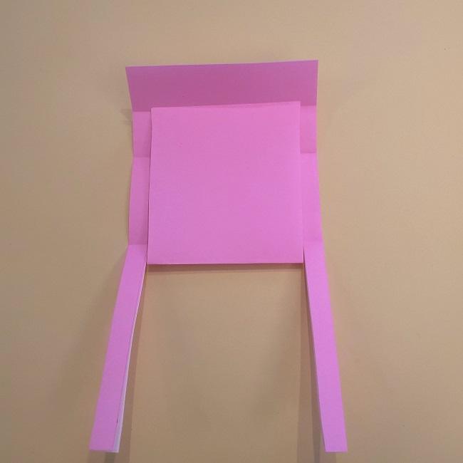 プリキュア【キュアグレース】折り紙の作り方 (23)