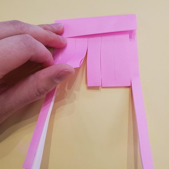 プリキュア【キュアグレース】折り紙の作り方 (24)
