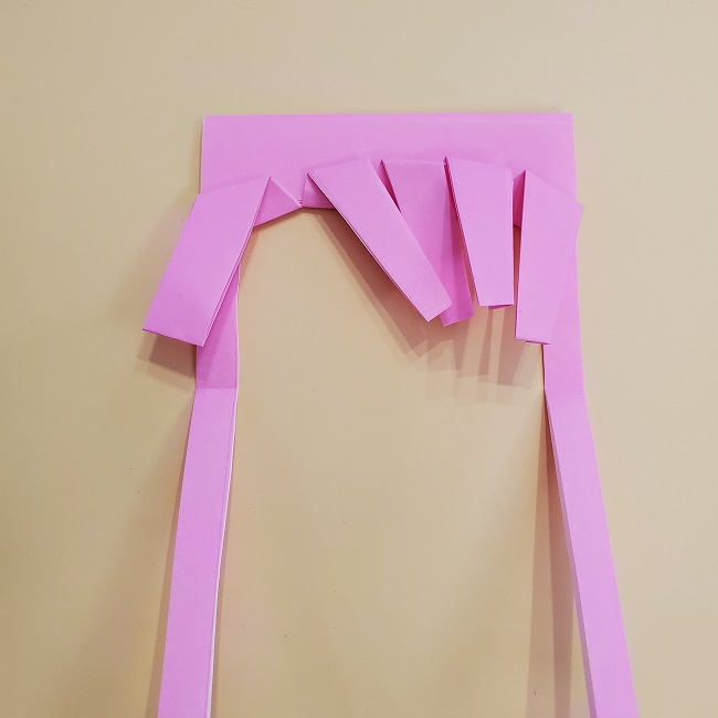 プリキュア【キュアグレース】折り紙の作り方 (28)