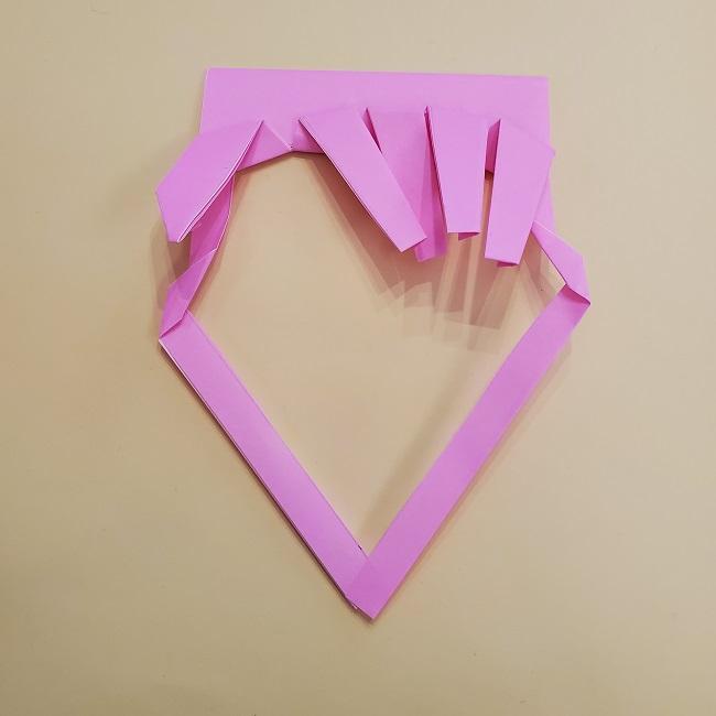 プリキュア【キュアグレース】折り紙の作り方 (31)