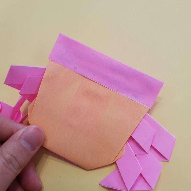 プリキュア【キュアグレース】折り紙の作り方 (36)