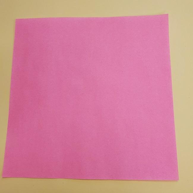 プリキュア【キュアグレース】折り紙の作り方 (41)