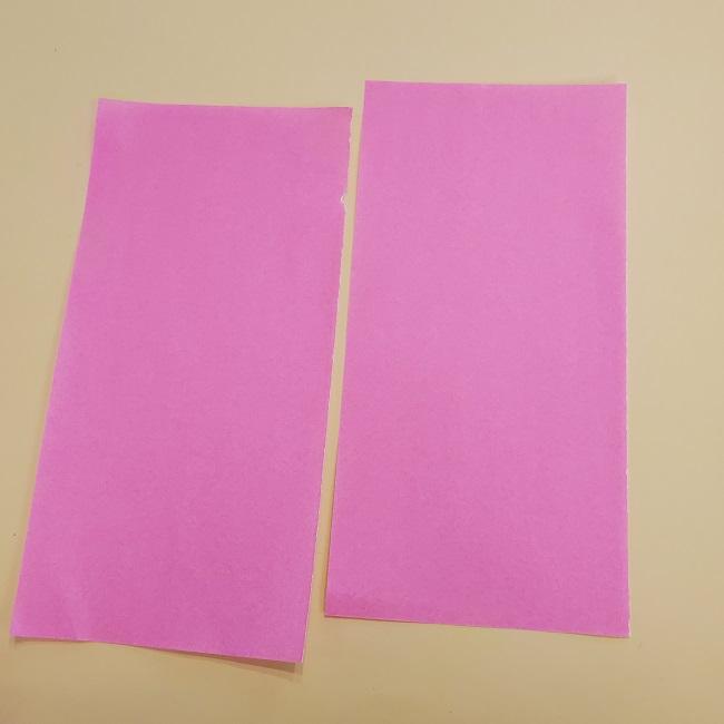 プリキュア【キュアグレース】折り紙の作り方 (43)