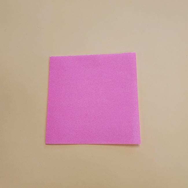 プリキュア【キュアグレース】折り紙の作り方 (45)