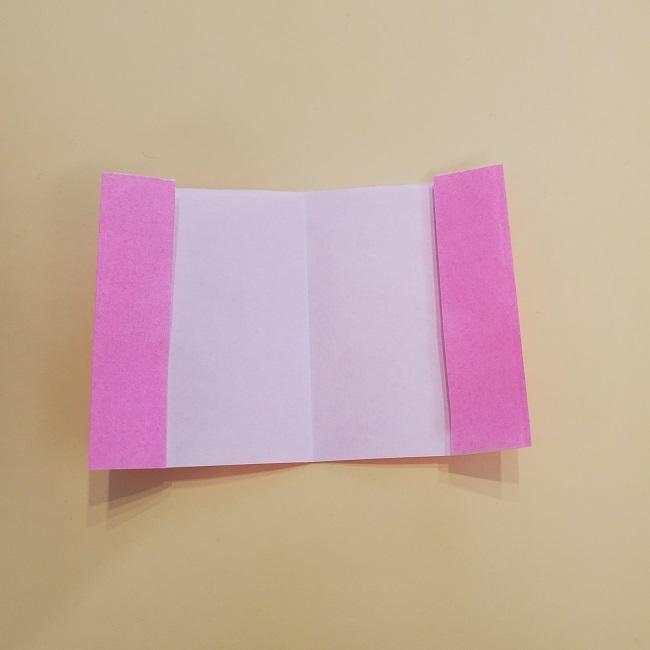 プリキュア【キュアグレース】折り紙の作り方 (47)