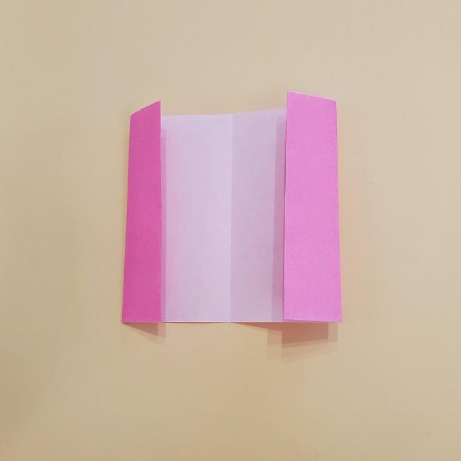 プリキュア【キュアグレース】折り紙の作り方 (48)