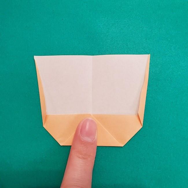 プリキュア【キュアグレース】折り紙の作り方 (5)