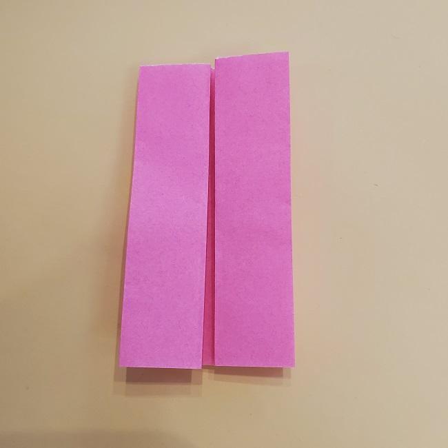 プリキュア【キュアグレース】折り紙の作り方 (50)
