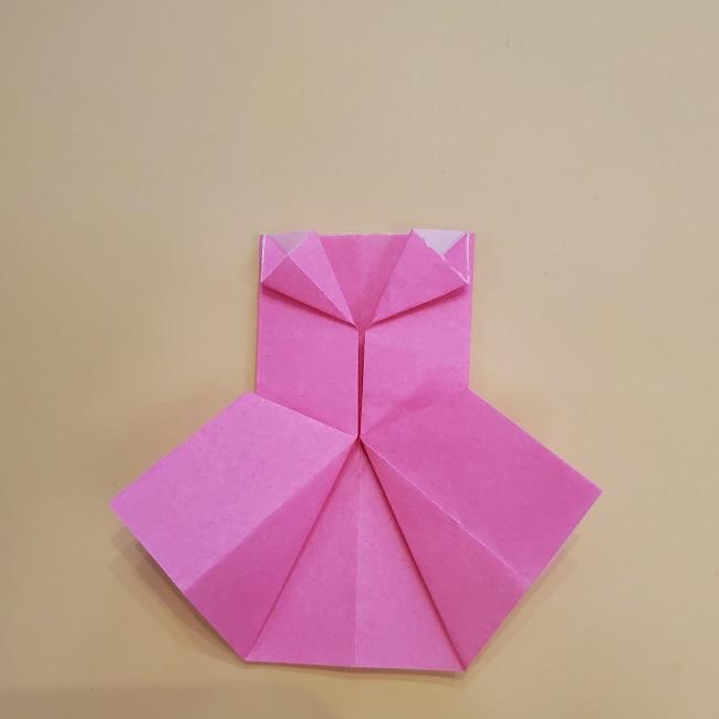 プリキュア【キュアグレース】折り紙の作り方 (56)