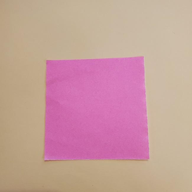 プリキュア【キュアグレース】折り紙の作り方 (58)