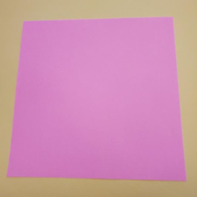 プリキュア【キュアグレース】折り紙の作り方 (7)