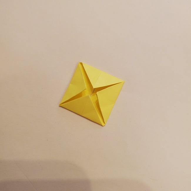 プリキュア【キュアグレース】折り紙の作り方 (71)