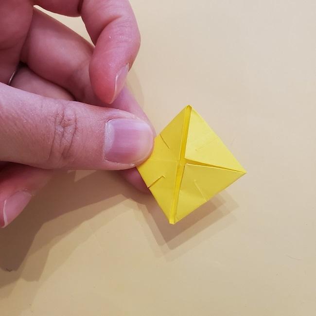 プリキュア【キュアグレース】折り紙の作り方 (72)