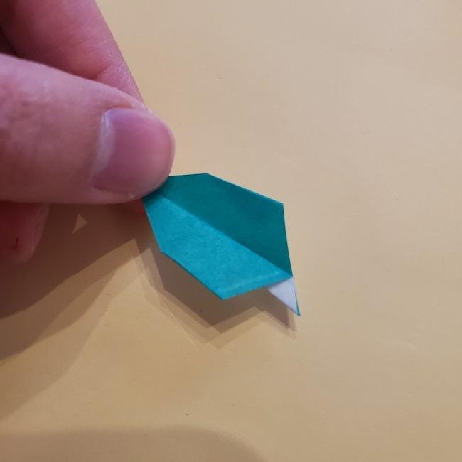 プリキュア【キュアグレース】折り紙の作り方 (79)