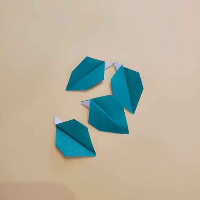 プリキュア【キュアグレース】折り紙の作り方 (80)
