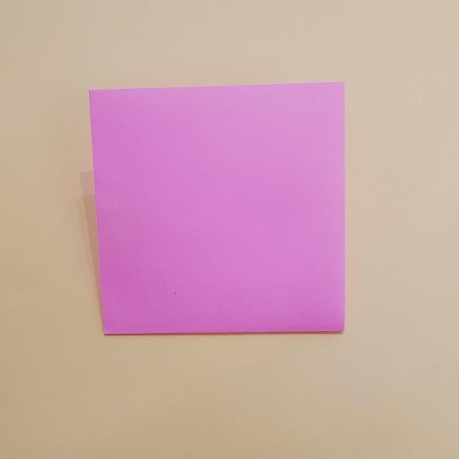 プリキュア【キュアグレース】折り紙の作り方 (9)