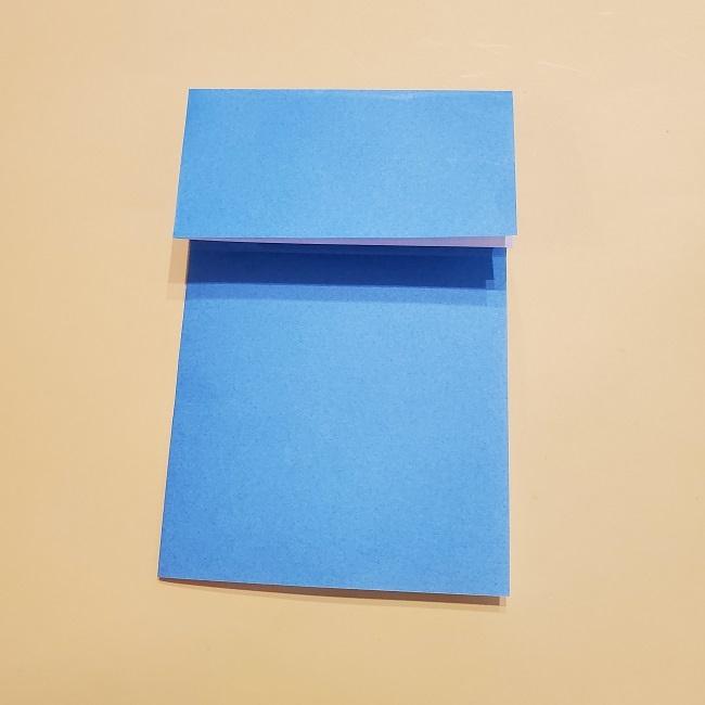 プリキュアの折り紙の作り方【キュアフォンテーヌ】 (10)