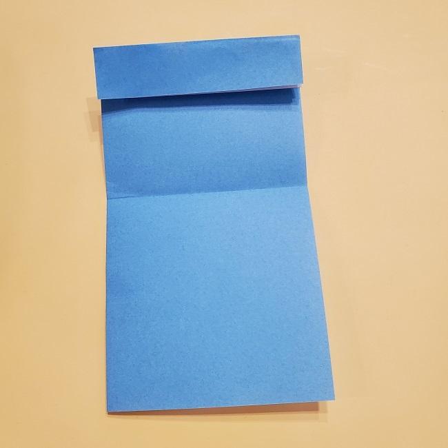 プリキュアの折り紙の作り方【キュアフォンテーヌ】 (11)