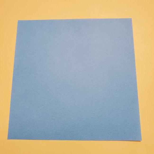 プリキュアの折り紙の作り方【キュアフォンテーヌ】 (18)