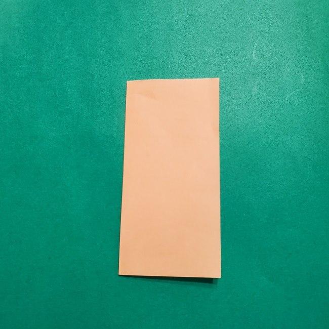 プリキュアの折り紙の作り方【キュアフォンテーヌ】 (2)