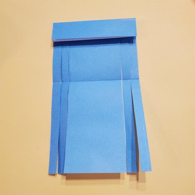 プリキュアの折り紙の作り方【キュアフォンテーヌ】 (20)