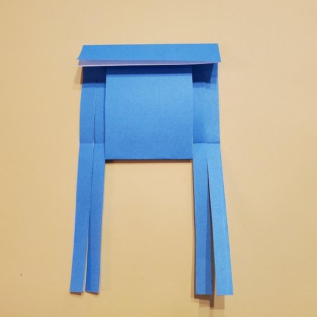 プリキュアの折り紙の作り方【キュアフォンテーヌ】 (21)