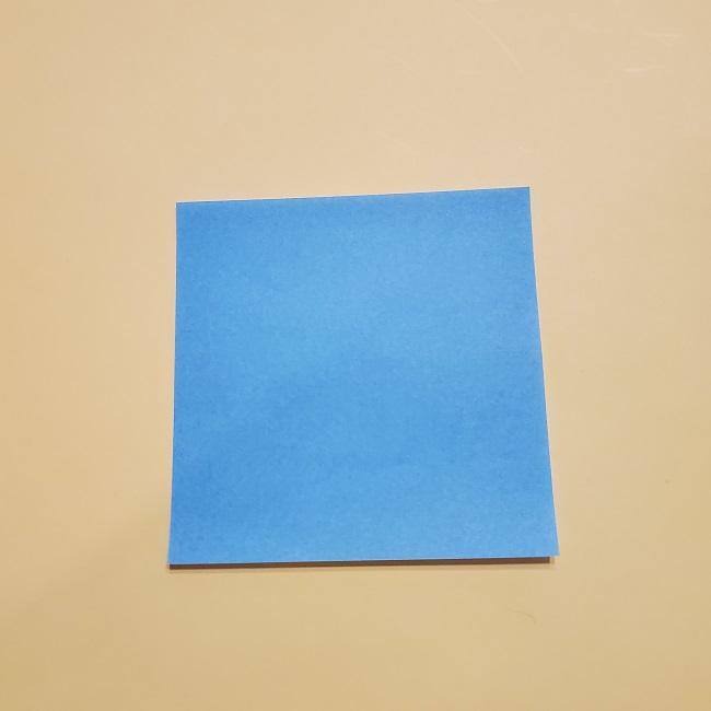 プリキュアの折り紙の作り方【キュアフォンテーヌ】 (32)
