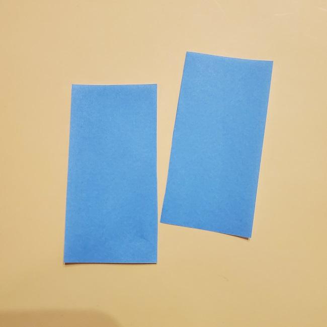 プリキュアの折り紙の作り方【キュアフォンテーヌ】 (33)