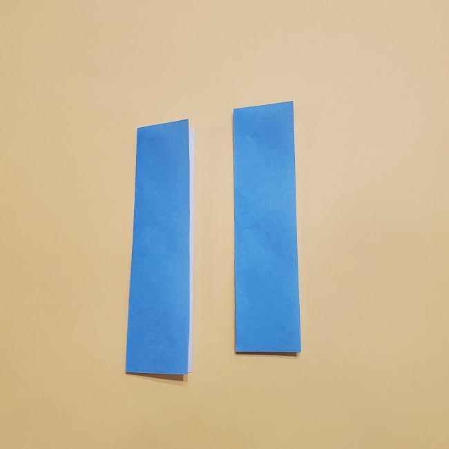 プリキュアの折り紙の作り方【キュアフォンテーヌ】 (34)