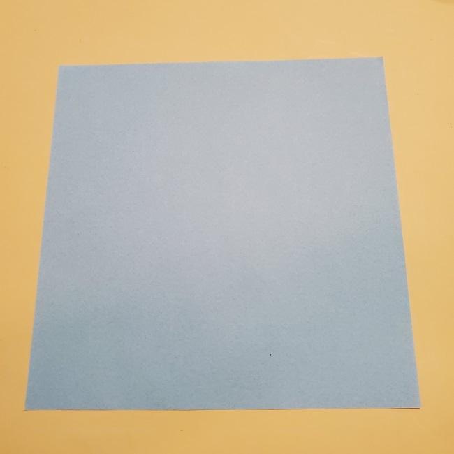 プリキュアの折り紙の作り方【キュアフォンテーヌ】 (45)