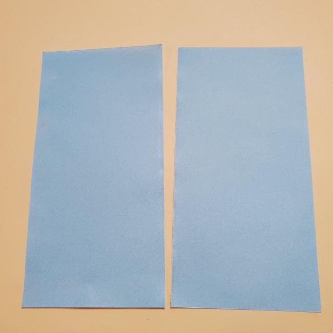 プリキュアの折り紙の作り方【キュアフォンテーヌ】 (46)