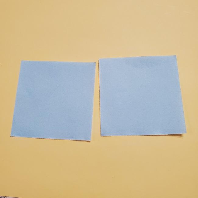 プリキュアの折り紙の作り方【キュアフォンテーヌ】 (48)