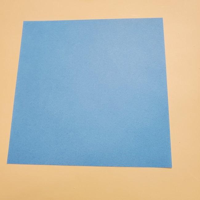 プリキュアの折り紙の作り方【キュアフォンテーヌ】 (7)