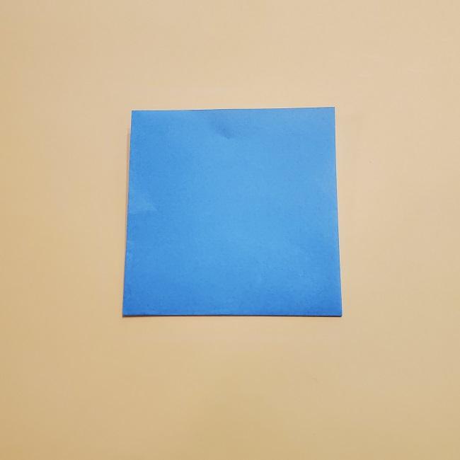 プリキュアの折り紙の作り方【キュアフォンテーヌ】 (9)