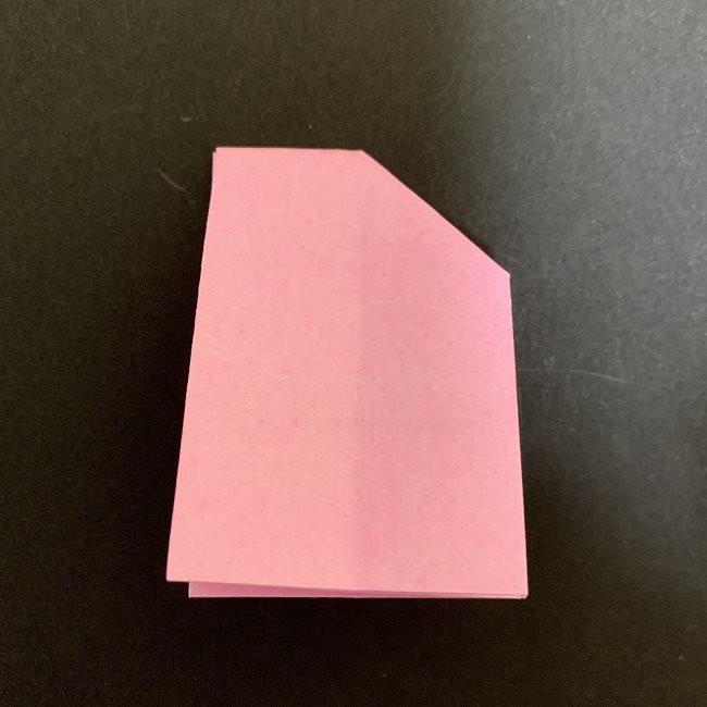 リボンの折り方*ゆっくり見てってね♪補足 (1)