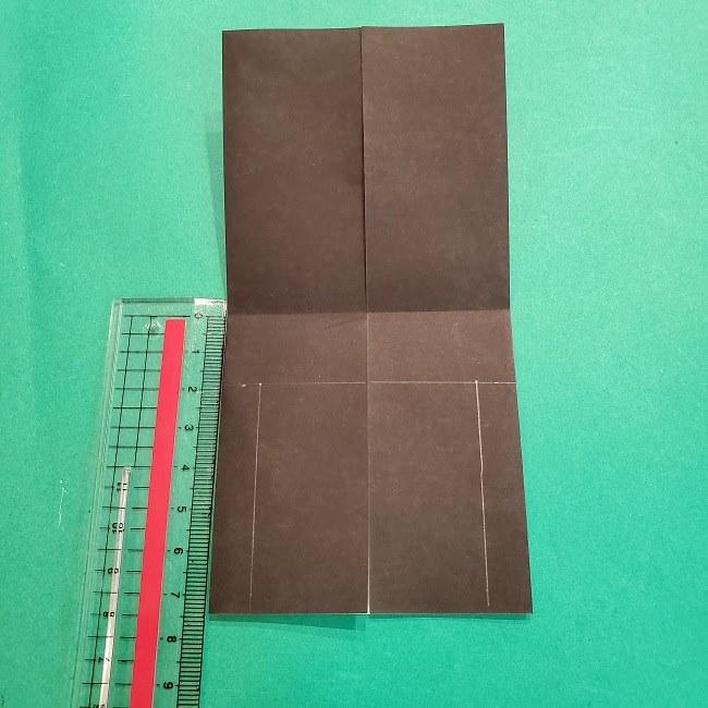 富岡義勇の折り紙の折り方・作り方 (12)