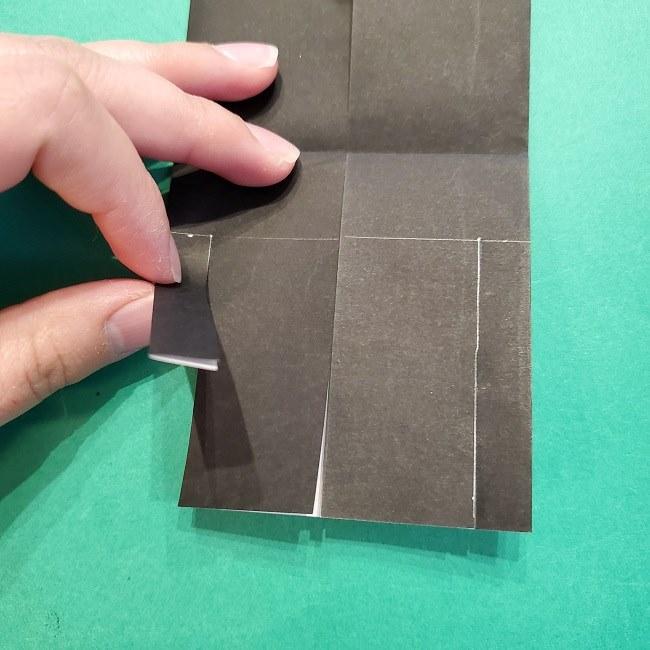富岡義勇の折り紙の折り方・作り方 (13)