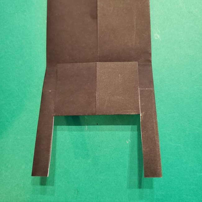 富岡義勇の折り紙の折り方・作り方 (14)