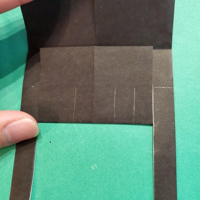 富岡義勇の折り紙の折り方・作り方 (15)