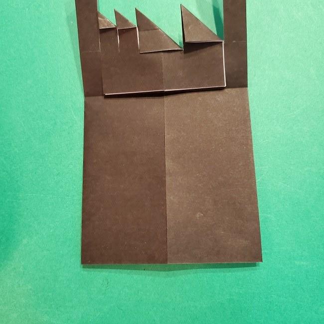 富岡義勇の折り紙の折り方・作り方 (19)
