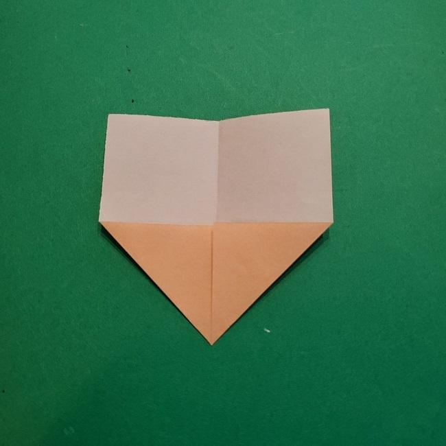 富岡義勇の折り紙の折り方・作り方 (4)