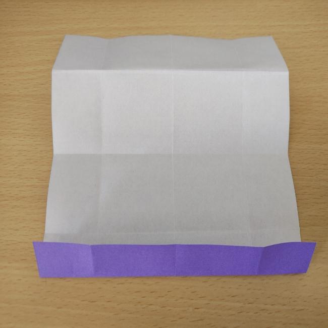 扇子の折り紙 折り方・作り方 (10)