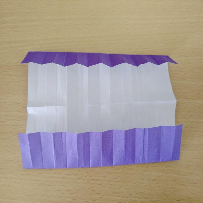 扇子の折り紙 折り方・作り方 (13)