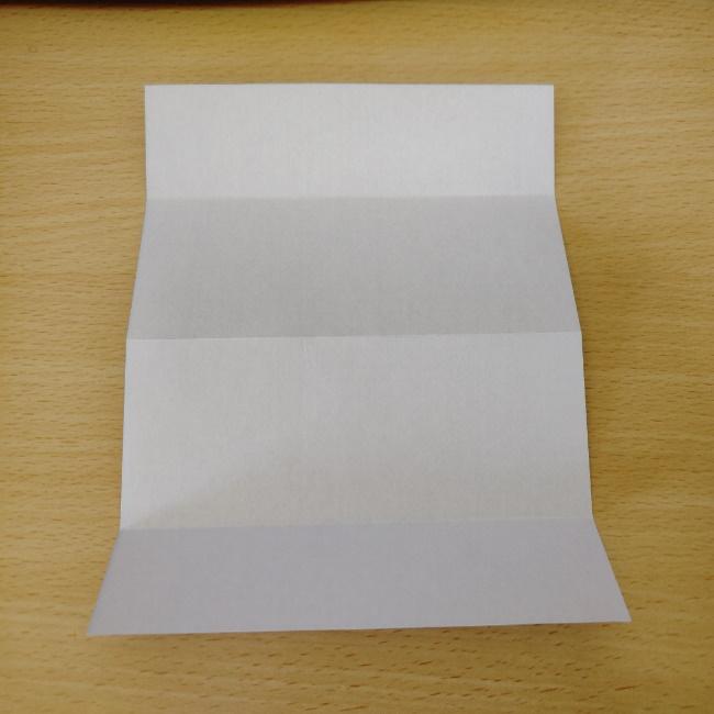 扇子の折り紙 折り方・作り方 (4)