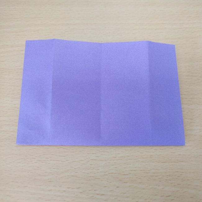 扇子の折り紙 折り方・作り方 (5)